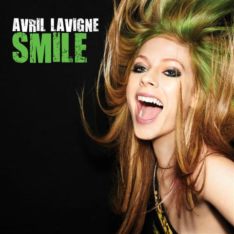 Avril lavigne smile скачать